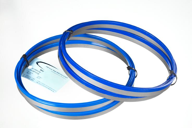 2er SET Sägeband Metall Abmessung 1638x13x0,65mm 14 ZpZ Bandsägeblatt Sägebänder