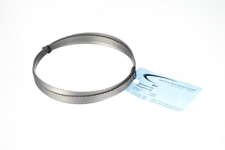 Bi-Metall Bandsägeblatt M42 1335x13x0,65 10/14 ZpZ