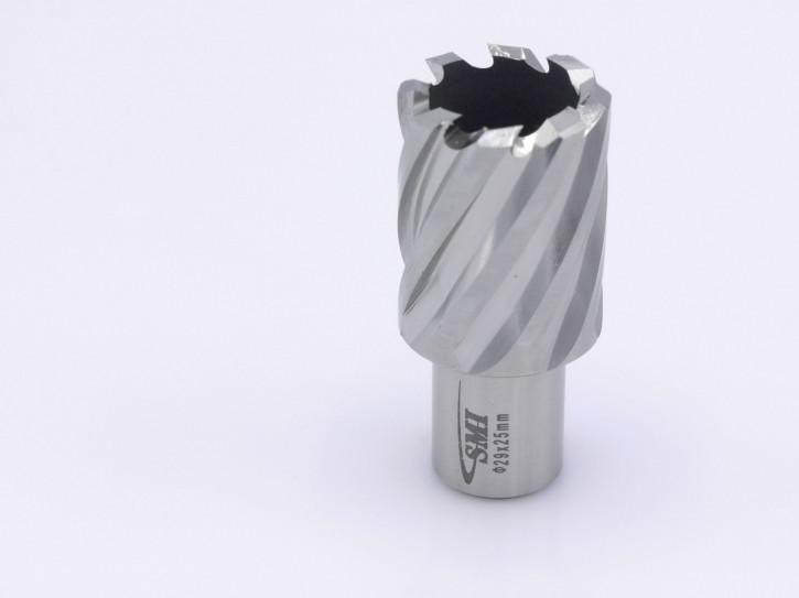 Kernbohrer für Metall Drm. 29 mm Aufnahme Weldon 19 mm