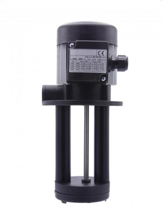 Hochleistungskühlmittelpumpe Eintauchtiefe 120 mm / 400 Volt