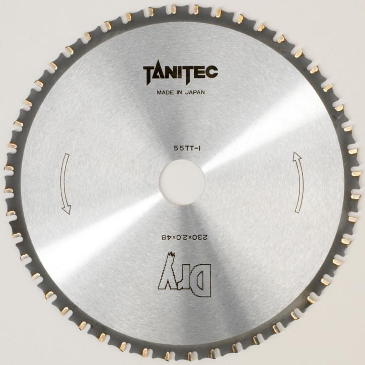 TANITEC HM-Kreissägeblatt 230x30x2,0 mm 48 Z