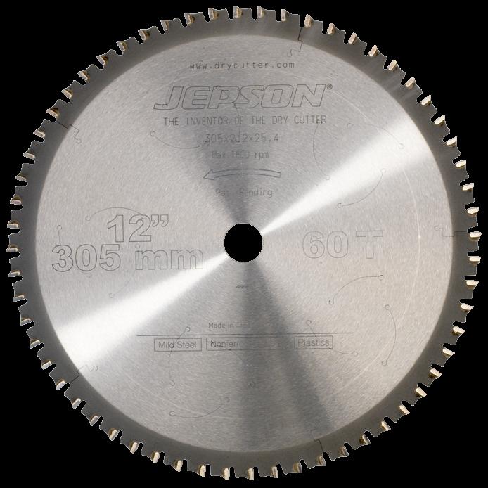 JEPSON-Hartmetallkreissägeblatt mit 60 Zähnen
