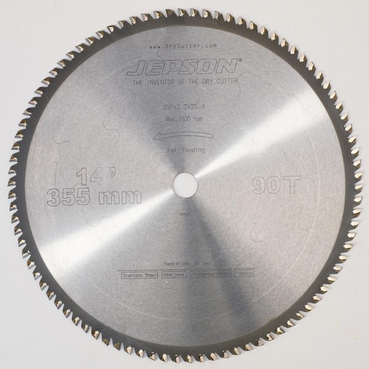JEPSON Hartmetallkreissägeblatt mit 90 Zähnen